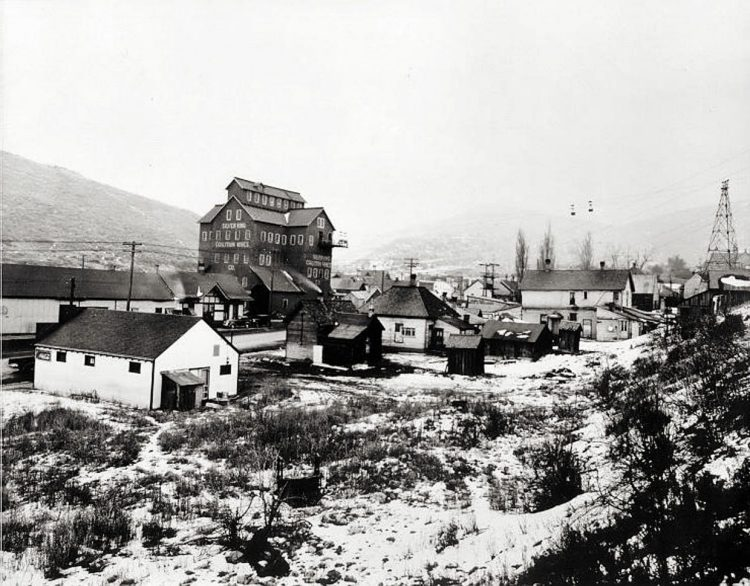 Old Picture of Park City