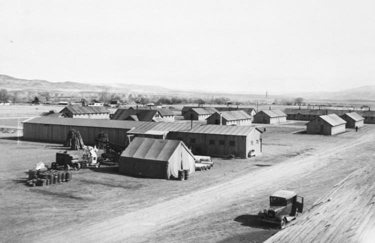 Vernal CC Camp